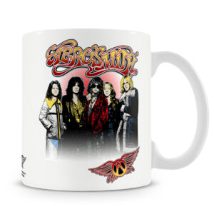 Aerosmith - Mugg - Band