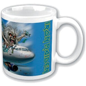 Iron Maiden - Mugg - Flight 666