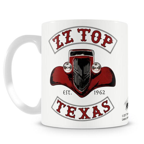 ZZ-Top - Mugg - Texas 1962