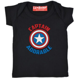 Lil Rocker - Baby T-shirt - Captain Adorable