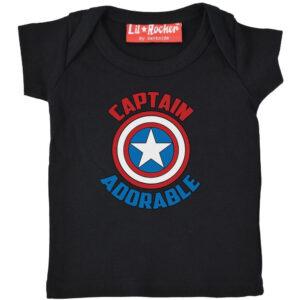 Lil Rocker - Baby T-shirt - Captain Adorable