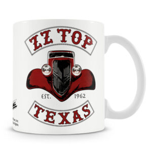 ZZ-Top - Mugg - Texas 1962