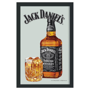 "Pubspegel ""Jack Daniel's bottle"""