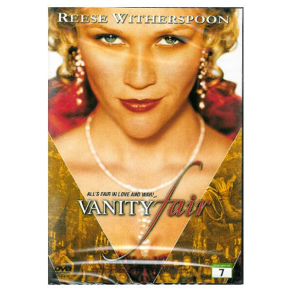 Vanity Fair - DVD - Drama med Reese Witherspoon