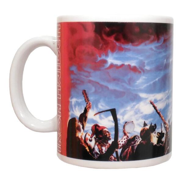 Iron Maiden - Mugg - Wicker Man