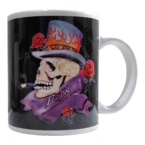 Poison - Mugg - Skull