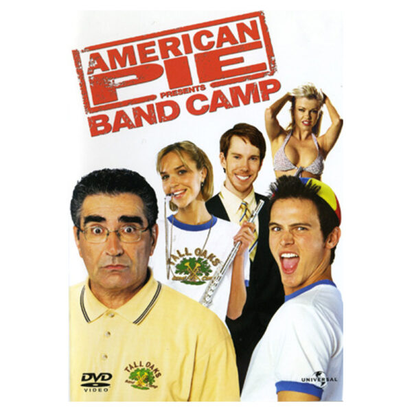American Pie: Band Camp - DVD - Komedi med Tad Hilgenbrinck