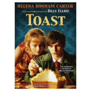 Toast - DVD - Dramakomedi med Helena Bonham Carter