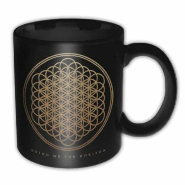 Bring Me The Horizon - Mugg - Flower Ceramic