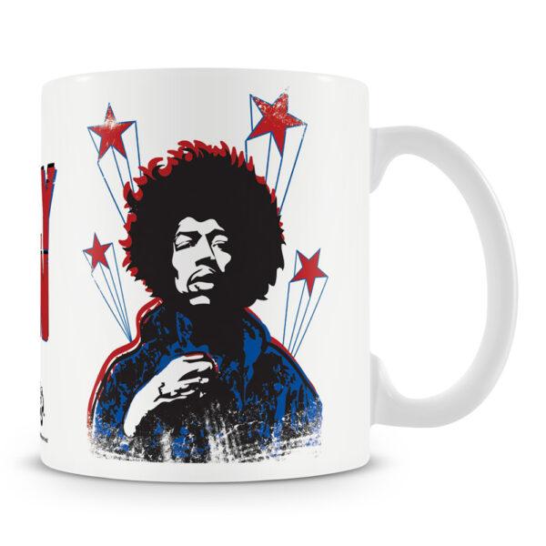 Jimi Hendrix - Mugg - Fly On
