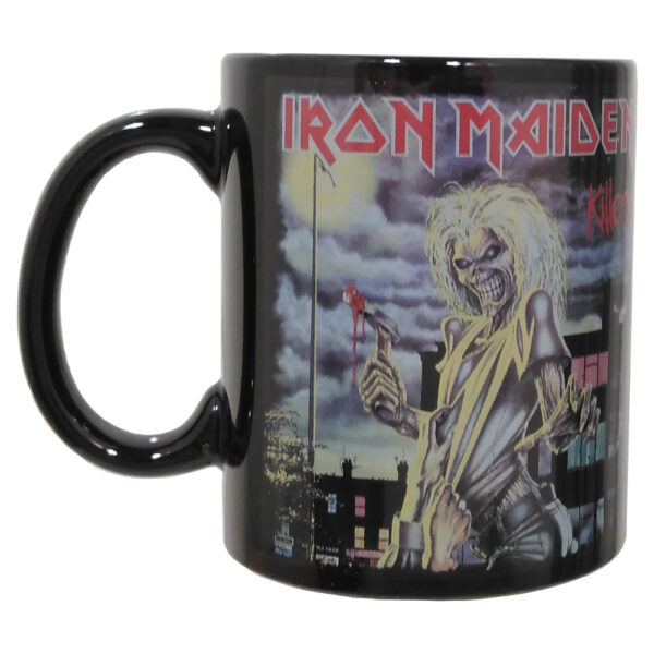 Iron Maiden - Mugg - Killers