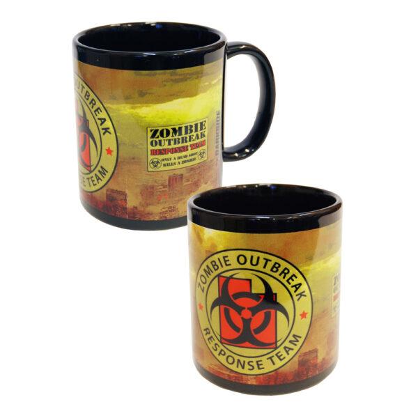 Darkside - Mugg - Zombie Outbreak Yellow City