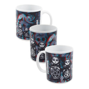 Darkside - Mugg - Gothic Russian Doll