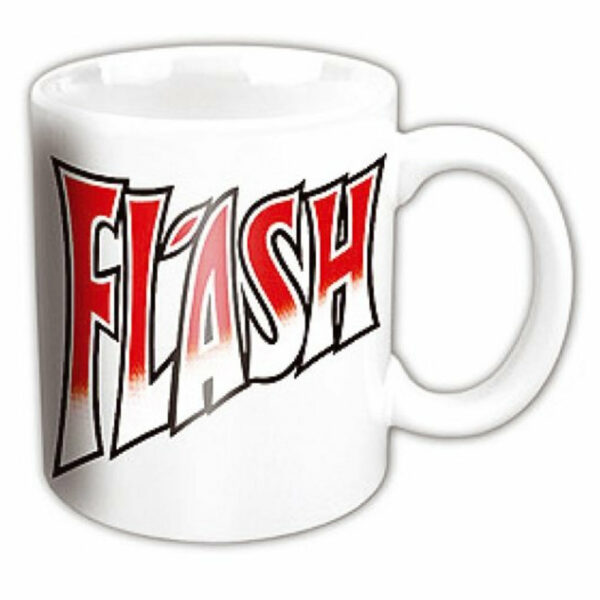 Queen - Mugg - Flash White