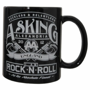 Asking Alexandria - Mugg - Rock n' Roll