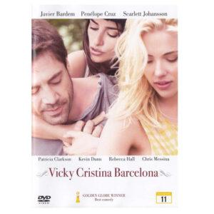 Vicky Cristina Barcelona (DVD), Komedi med Javier Bardem