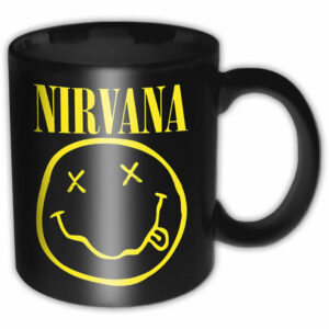 Nirvana - Mugg - Smiley