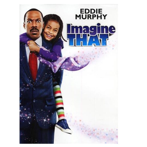 Imagine That (DVD), Komedi med Eddie Murphy
