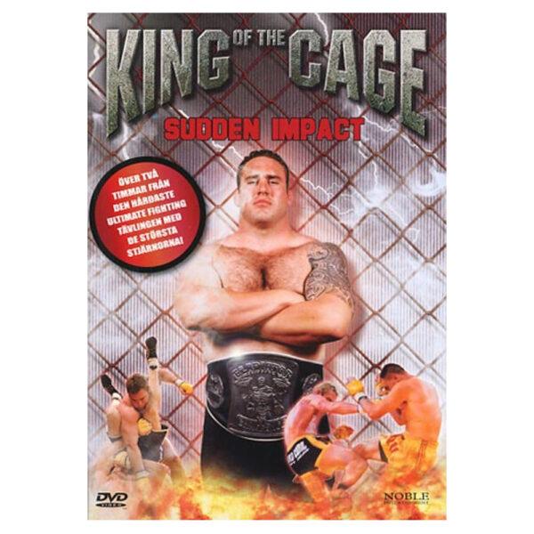 King Of The Cage - Sudden Impact - DVD - Ultimate fighting med Joe Stevenson
