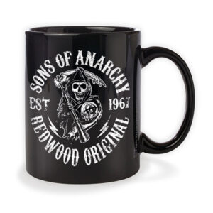 Sons of Anarchy - Mugg - Redwood Original