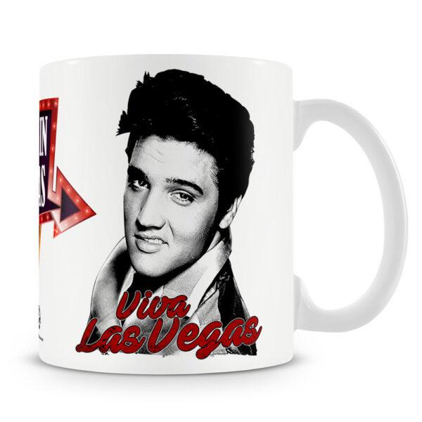 Elvis Presley - Mugg - Live In Vegas