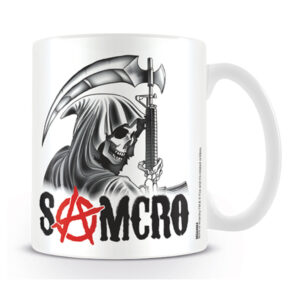 Sons of Anarchy - Mugg - SAMCRO