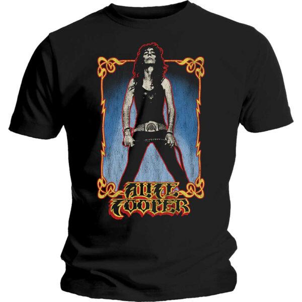 Alice Cooper - T-shirt - Vintage Whip Washed
