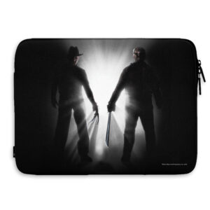 Freddy Krueger vs Jason Voorhees - Laptoppfodral - 13""