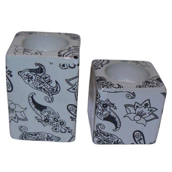 Värmeljushållare 2-pack