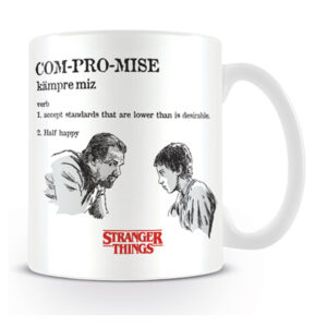 Stranger Things - Mugg - Compromise