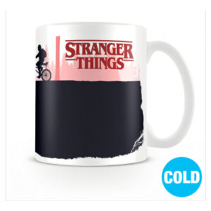 Stranger Things - Magisk Mugg - Upside Down