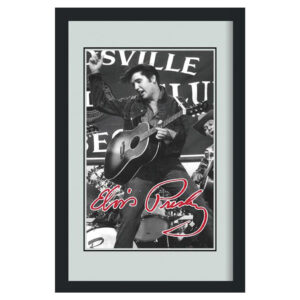 Elvis Presley - Spegeltavla / Pubspegel / Barspegel