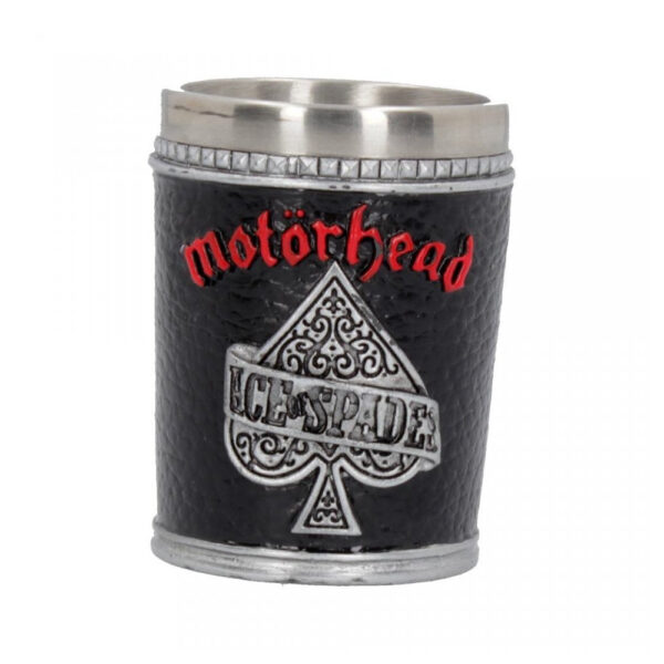 Motörhead - Shotglas - Ace of Spades Warpig - 2-Pack
