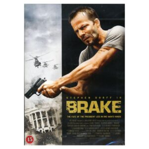 Brake - DVD - Thriller med Stephen Dorff, Chyler Leigh, JR Bourne, Tom Berenger