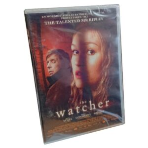 The Watcher - DVD - Thriller - Alex Karzis