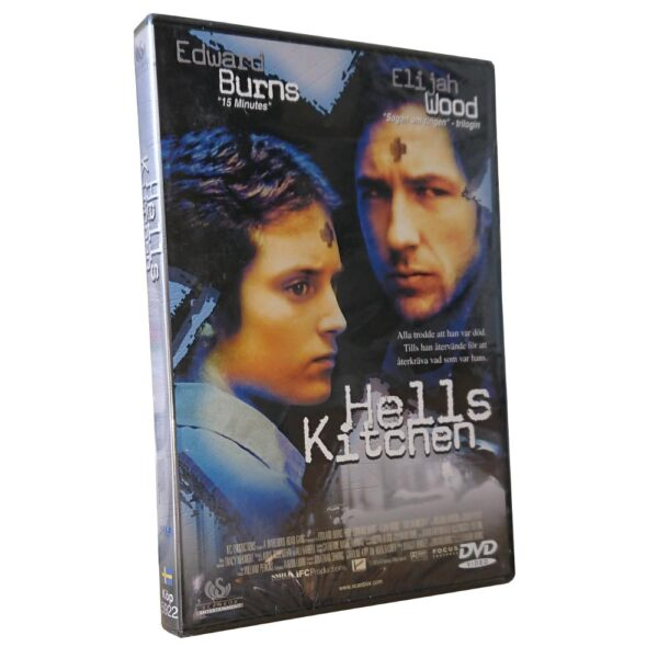 Hells Kitchen - DVD - Drama - Edward Burns