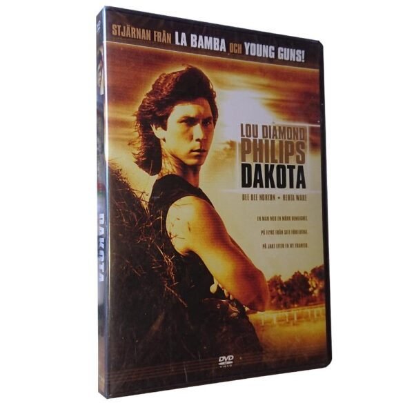 Dakota - DVD - Drama - Lou Diamond Phillips