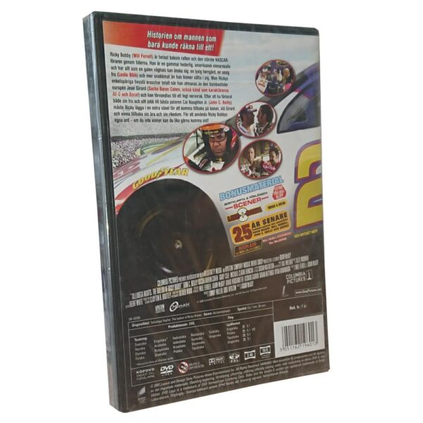 Talladega Nights: The Ballad of Ricky Bobby - DVD - Acionkomedi