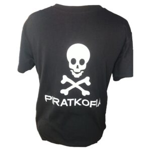 T-Shirt: Piratkopia (Pepper)