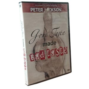 Good Taste Made Bad Taste - DVD - Dokumentär - Peter Jackson