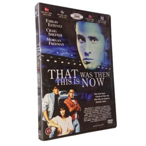 That Was Then, This Is Now - DVD - Drama - Emilio Estevez