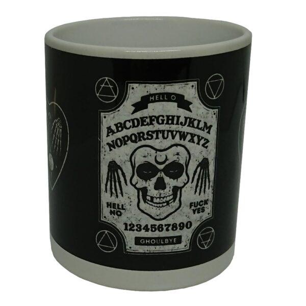 Darkside - Mugg - Ghoul Ouija Board