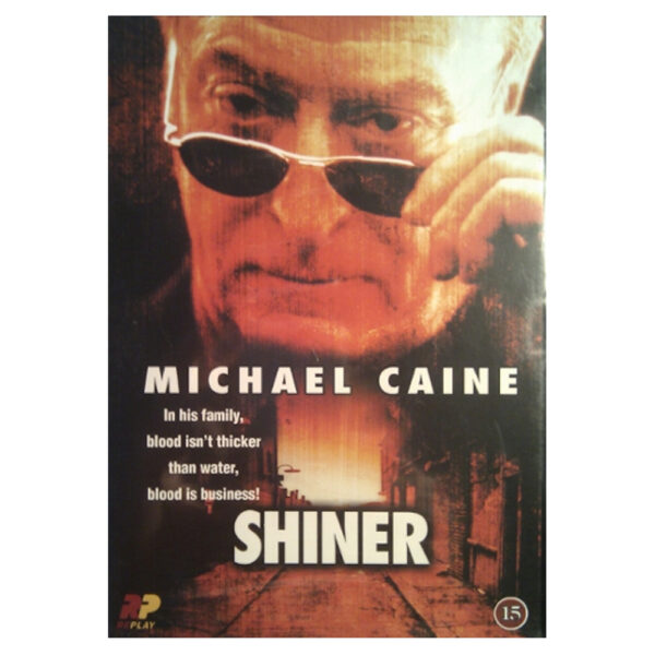 Shiner - DVD - Action - Michael Caine
