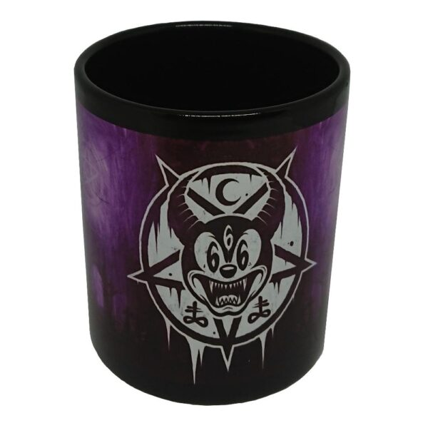 Mickey Mouse - Mugg - 666 Cathedral