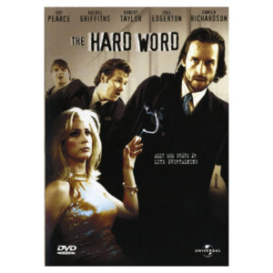 The Hard Word (DVD) Actionkomedi med Guy Pearce