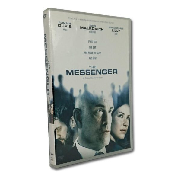 The Messenger - DVD - Drama - John Malkovich