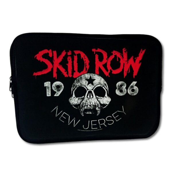 "Skid Row - Laptopfodral 13""- New Jersey '86"