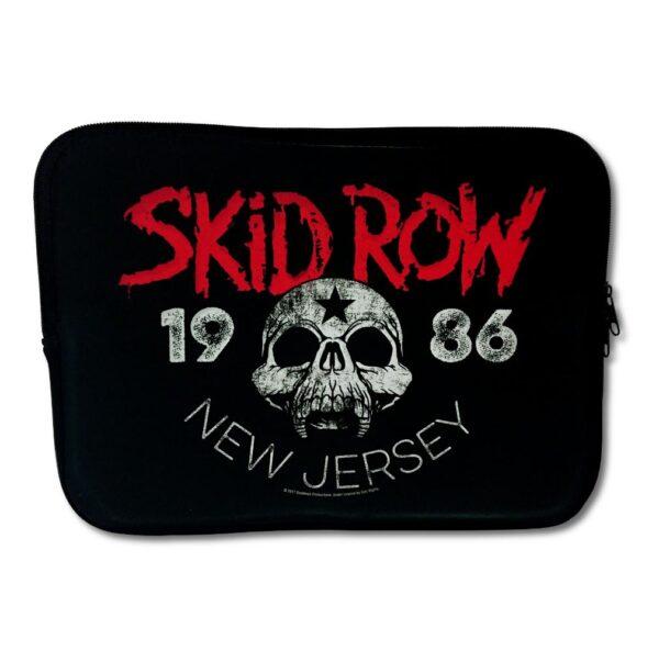 "Skid Row - Laptopfodral 15""- New Jersey '86"