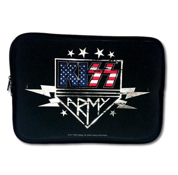 """Kiss - Laptopfodral 15"""" - Kiss Army"""