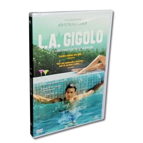 L.A. Gigolo - DVD - Komedi - Ashton Kutcher